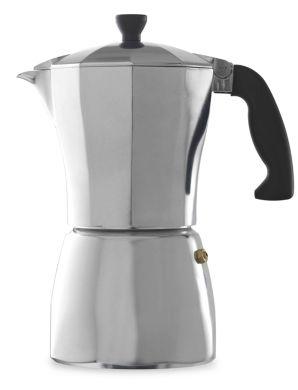 Baccarat Barista Brillante 3 Cup Espresso Maker
