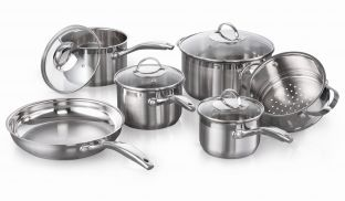 Baccarat Gourmet 6 Piece Cookware Set