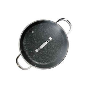 Baccarat Rock 28cm Saute Pan with Lid