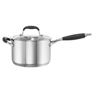 Baccarat Capri + Stainless Steel 3.6L/20cm Saucepan with Lid