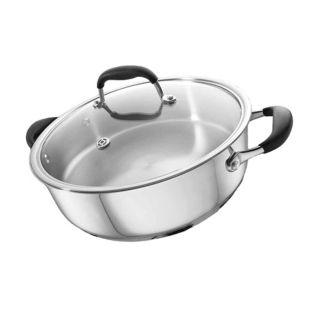 Baccarat Capri + 4.9L/28cm Oven Pan with Lid