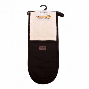 Baccarat Black Kitchen Double Oven Glove