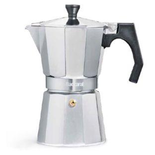 Baccarat Barista Italico 9 Cup Espresso Maker