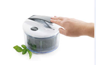 Baccarat Prepare Mini Salad Spinner