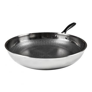 Baccarat Triton Stainless Steel Non-Stick Frypan 20cm