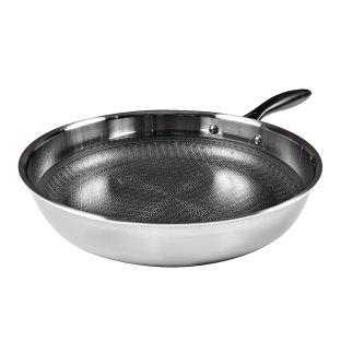 Baccarat Triton Stainless Steel Non-Stick Frypan 26cm