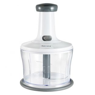 Baccarat Prepare Food Chopper II 20cm x 16cm x 16cm Grey & Green