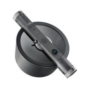 Baccarat TempTec Low Pressure Cooker 6L Black