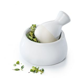 Baccarat Spice Market Mini Mortar & Pestle