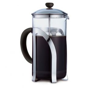 Baccarat Barista Venice Coffee/Tea Plunger - 8 Cup