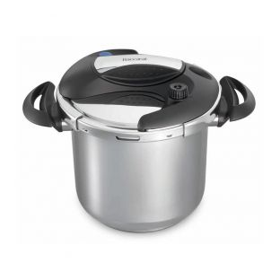 Baccarat Easy Twist Stainless Steel 22cm 7 Litre Pressure Cooker