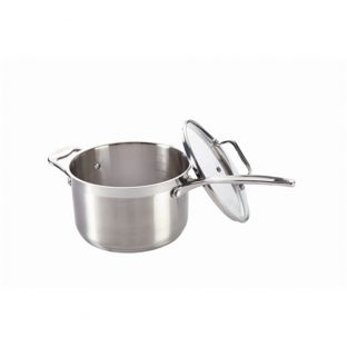 Baccarat iconiX 20cm Saucepan with Lid