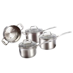 Baccarat iconiX 4 Piece Cookware Set