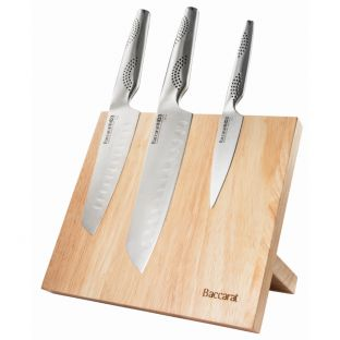 Baccarat Universal Magnetic Knife Block