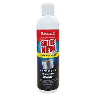 Baccarat Cookware Cleaner Stainless Steel 250ml