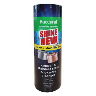 Baccarat Cookware Cleaner Copper & Stainless Steel 250g