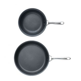 Baccarat iD3 Hard Anodised Frypan Twin Pack 20cm & 30cm