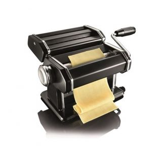 Baccarat Gourmet 150mm Pasta Machine Black