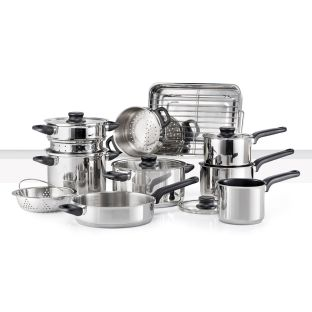 Baccarat Classic Pan Set 10 Piece