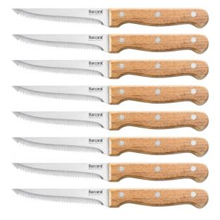 Baccarat Gourmet Steak Knife Set 8-Piece