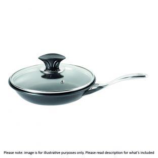 Baccarat Universal Glass Cookware Lid 20cm