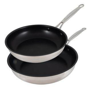 Baccarat Capri Fry Pan 2 Pack