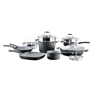 Baccarat Never Eva Stick Cookware Set 10 Piece (Intro Price)