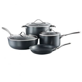 Baccarat iD3 F Ultimate Cookware Set 4 Piece