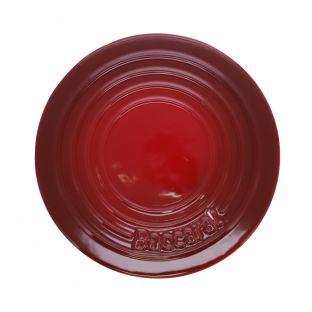 Baccarat Le Connoisseur Dolomite Trivet 20cm Red