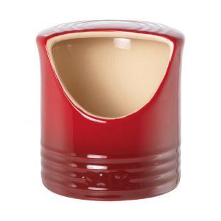 Baccarat Le Connoisseur Salt Keeper Red