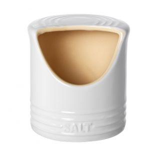 Baccarat Le Connoisseur Salt Keeper White