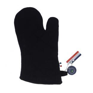 Baccarat Le Connoisseur Oven Glove Black