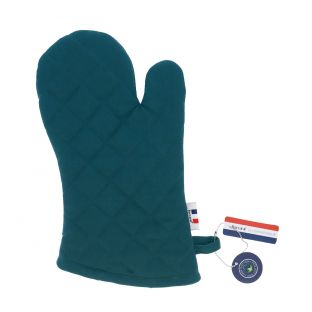 Baccarat Le Connoisseur Oven Glove Teal