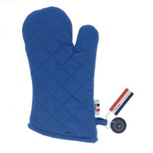 Baccarat Le Connoisseur Oven Glove Blue