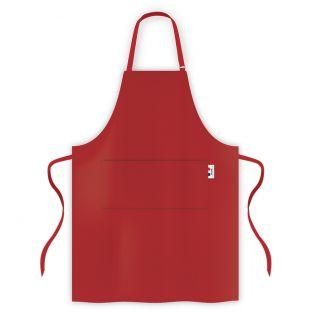 Baccarat Le Connoisseur Kitchen Apron Red