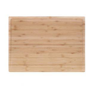 Baccarat Butchers Corner Slanted Bamboo Cutting Board 40 x 30cm