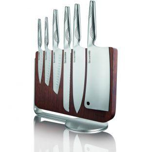 Baccarat iD3 Nakano 7 Piece Knife Block